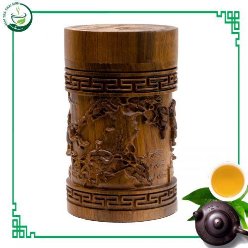 Hộp gỗ Nhất Đinh Trà