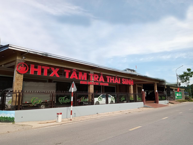 htx Tâm Trà Thái